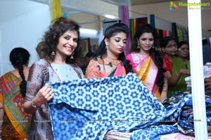 Mrs. Mamta Trivedi Launches National Silk Expo