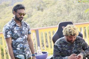 Hawaa On The Sets