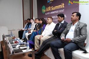 Curtain Raiser of Air Summit at Taj Krishna
