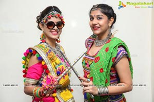 Garba Party by Bina Mehta at The Park