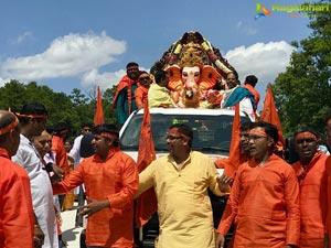 HTA Ganesh Procession