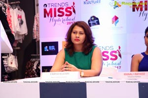 Trends Miss Hyderabad 2017 Launch