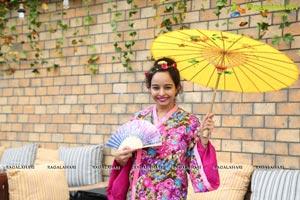 Kimono Party