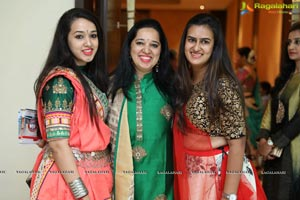 Sanskruti Ladies Club Dandiya