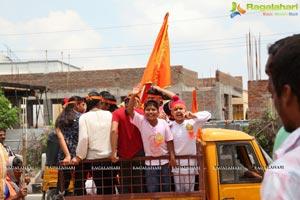 Saroor Nagar Ganesh Nimajjanam 2017