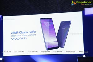 Vivo Launches V7+ By Ritu Varma