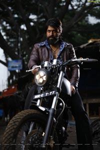 KGF Telugu Cinema Stills