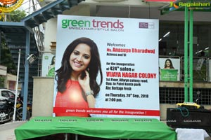 Anasuya Green Trends