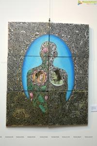 Sanjoy Patra Art Exhibition