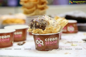 Cream Stone New Flavors