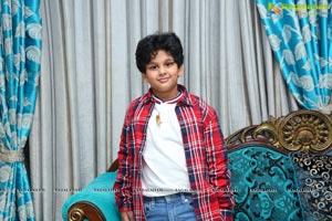 Nidhish's 6th Birthday