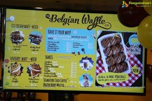 The Belgian Waffle
