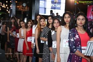 Miss Hyderabad 2018 Auditions