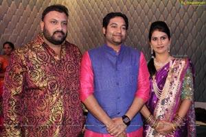 Dasari Narayana Rao Granddaughter Anjali Half Saree Function