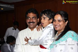 Lagadapati Rajagopal Son Harman Birthday Photos