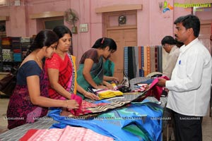 Pochampally IKAT Art Mela at YMCA