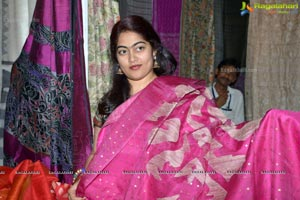 Hyderabad Silk Mark Expo 2013