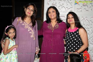 Sonali Sharma Daughter Shanaya 1st Birthday