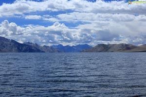 Pangong Tso Lake High Definition Images