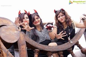 Halloween Theme Party